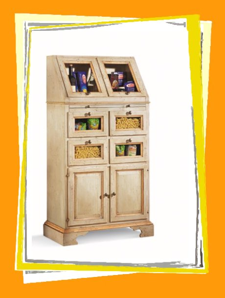 Rustic furniture kitchens cupboard for Kitchenette cupboard